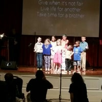 Photo taken at First Baptist Irmo by Gilbert M. on 4/19/2015