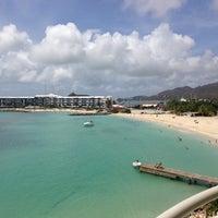 Photo taken at Simpson Bay Resort & Marina by Brandon K. on 5/5/2013