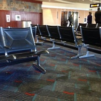 Photo taken at Concourse S Terminal by Neesha B. on 11/10/2012