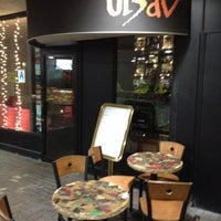 Photo taken at Utsav Restaurant by Tony F. on 11/14/2013