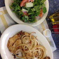 Photo taken at Las Brisas Cafe by Carlo on 12/7/2013