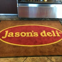 Photo taken at Jason's Deli by Marc C. on 7/27/2016
