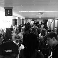 Photo taken at Concourse E by Michael T. on 3/19/2015