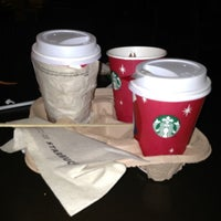 Photo taken at Starbucks Coffee by Dominic B. on 1/1/2013