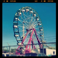 Photo taken at Alameda County Fairgrounds by TJ P. on 6/28/2012