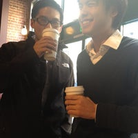Photo taken at Starbucks by Angel P. on 6/8/2012