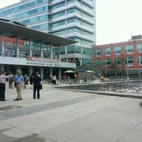 Photo taken at Kitchener City Hall by Joel A. on 7/4/2012