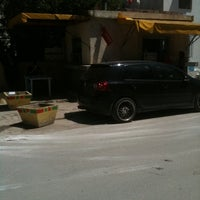 Photo taken at Kafteji Hafedh by Samiremork on 4/18/2012