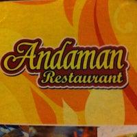 Photo taken at Andaman Restaurant by Azam Q. on 6/12/2012