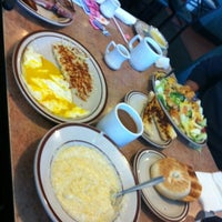 Photo taken at Denny's by Becca S. on 3/2/2012