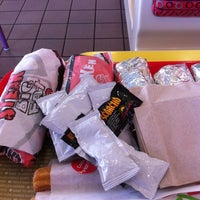 Photo taken at Del Taco by Sheila B. on 5/6/2012