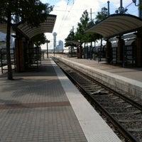 Photo taken at Victory Station (DART Rail / TRE) by Jerimy G. on 8/24/2012