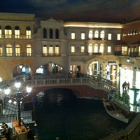 Photo taken at Canaletto Ristorante Veneto Las Vegas by Samuel O. on 3/30/2012