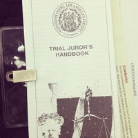 Photo taken at Jury Duty by Arturo C. on 7/24/2012