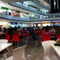 Photo taken at Feria de comida by Marcel C. on 4/12/2012