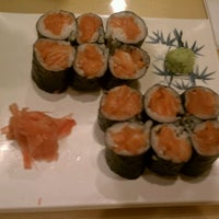 Photo taken at Yoyogi Sushi by Rita W. on 3/18/2012