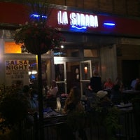 Photo taken at La Strada by Khaled W. on 8/23/2012