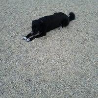 Photo taken at Dog Park by Jennifer C. on 7/27/2012