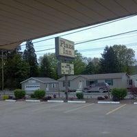 Photo taken at Plaza Inn Motel/ Jts Lounge by Anthony M. on 4/17/2012