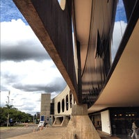 Photo taken at CCBB - Centro Cultural Banco do Brasil by Diego P. on 5/20/2012