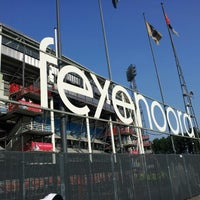 Photo taken at Stadion Feijenoord by R B. on 7/25/2012