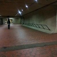 Photo taken at Minnesota Avenue Metro Station by Jamal S. on 3/16/2012