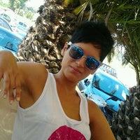 Photo taken at Gialos by Anastasia A. on 8/16/2012