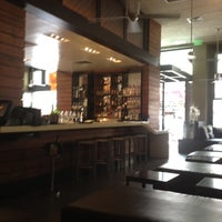 Photo taken at Joya Restaurant & Lounge by Derek B. on 7/6/2012