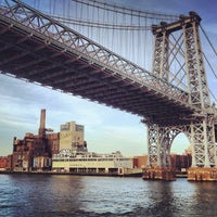 Photo taken at Domino Sugar Factory by Michael S. on 5/12/2012