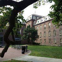 Photo taken at Vassar College by Molly on 9/2/2012