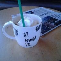 Photo taken at Starbucks by Kat G. on 6/9/2012