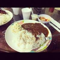 Photo taken at Aloha Specialties Restaurant by Kawaiikiwi on 6/30/2012
