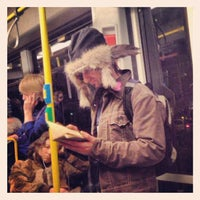 Photo taken at M10 Party Tram by Donald B. on 2/16/2012