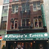 Photo taken at Murphy's Tavern by Fraveling C. on 9/4/2012