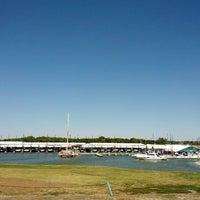 Photo taken at Pier 121 Marina by John Y. on 9/8/2012