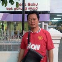 Photo taken at Toko Buku BPK Gunung Mulia by Chandra I. on 3/28/2012