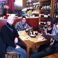 Photo taken at Rossorubino by Daniele G. on 3/7/2012
