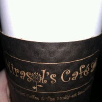 Photo taken at Mirasol's Cafe by Kimberly L. on 3/1/2012