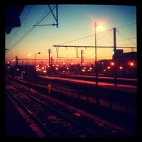 Photo taken at Station Mechelen by Marc VC on 2/6/2012