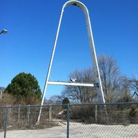 Photo taken at Rocky Point Amusement Park by Tanya P. on 3/22/2012