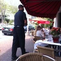 Photo taken at Chez Lulu by EatBHM on 3/21/2012