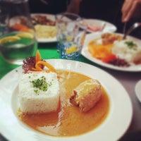 Photo taken at Café 04 by Filip V. on 6/13/2012