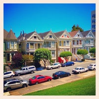 Photo taken at Painted Ladies by Angel S. on 7/21/2012