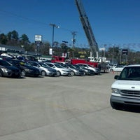 Photo taken at Perry Ellis Kia by Steve A. on 2/11/2012