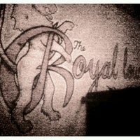Photo taken at The Royal by Leah M. on 4/4/2012