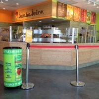 Photo taken at Jamba Juice by Britney A. on 8/26/2012
