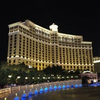 Photo taken at Bellagio Hotel & Casino by Fredrik S. on 5/1/2013