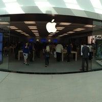 Photo taken at Apple Towson Town Center by Elliott P. on 10/1/2012
