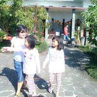 Photo taken at SPBU bandungan by Edy P. on 7/31/2014