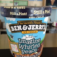 Photo taken at Ben & Jerry's by jess f. on 5/1/2013